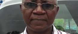 Introducing our newest CFP, Zephania L. Mushumbusi, retired Assistant Commissioner of Police, Tanzania