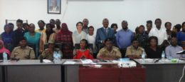 Law enforcement dialogue with key partners in HIV/AIDS response to female sex workers in Morogoro, Tanzania